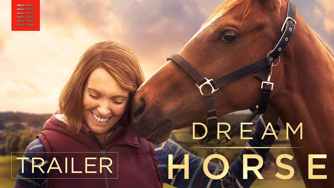 dream horse trailer starring ton
