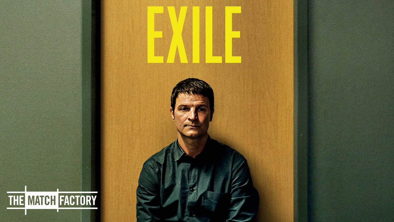Exile Trailer – Starring Misel Maticevic