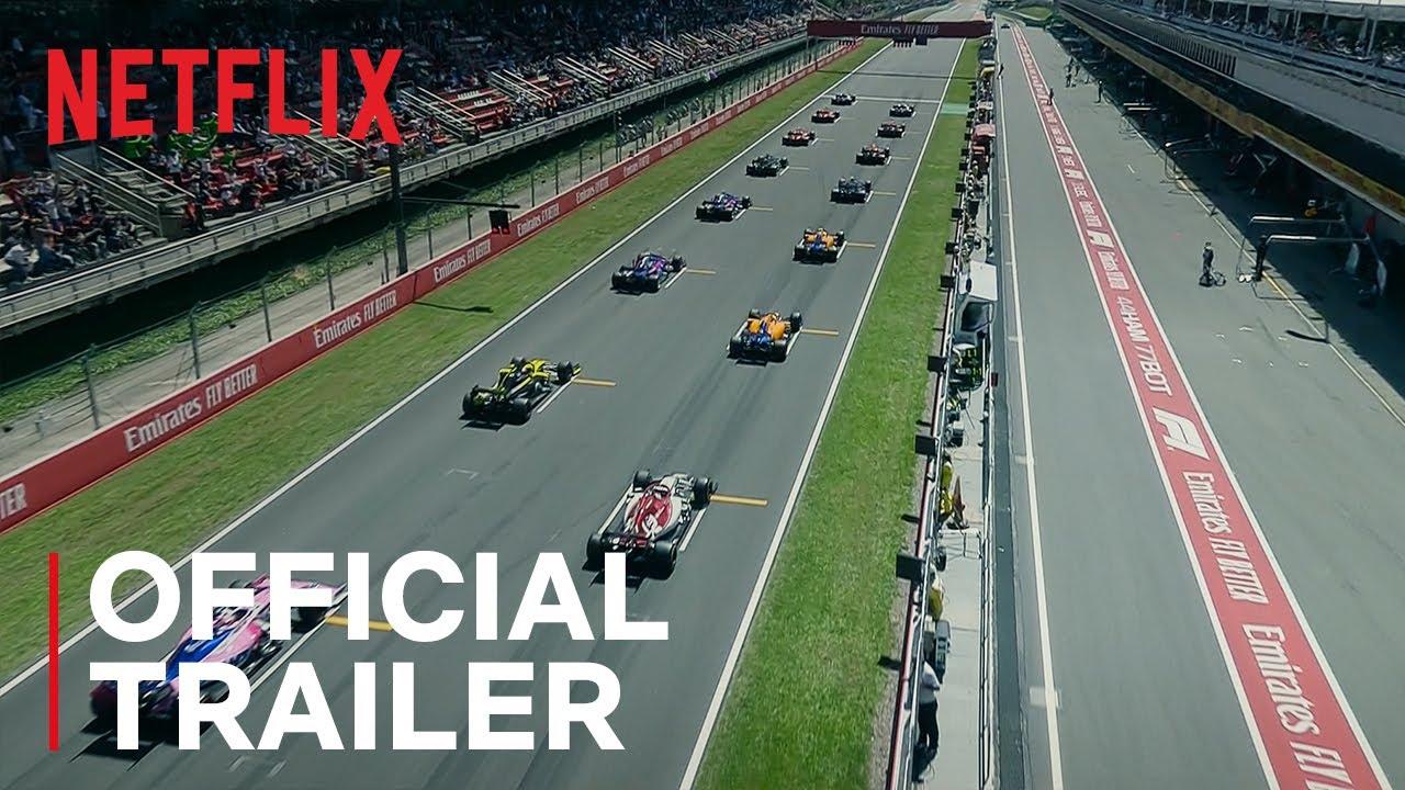 Formula 1: Drive to Survive Season 2 Trailer – Official Movie Teaser [Netflix]