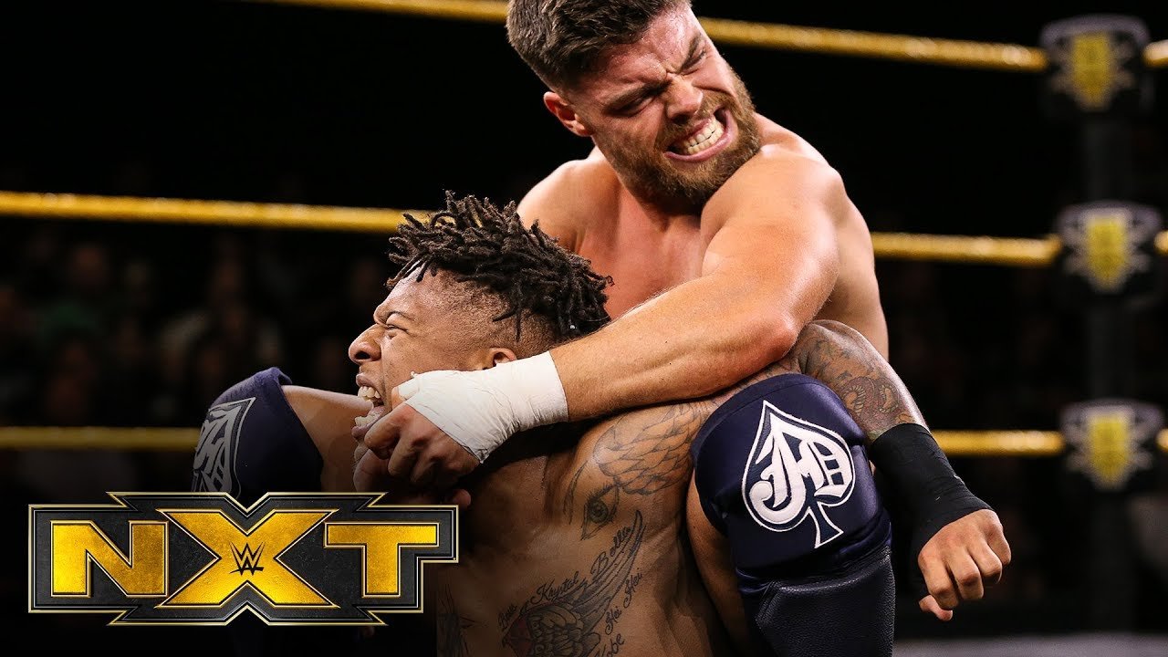 jordan devlin vs lio rush nxt cr