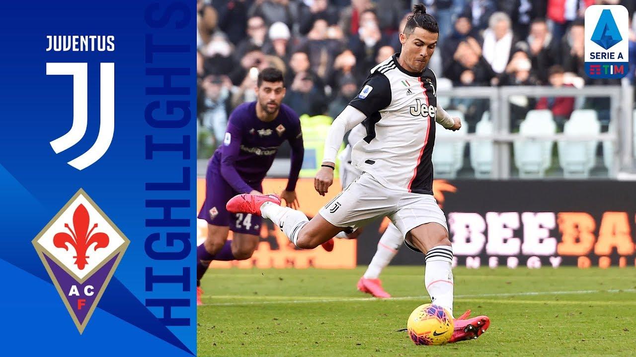 juventus vs fiorentina 3 0 goals 1