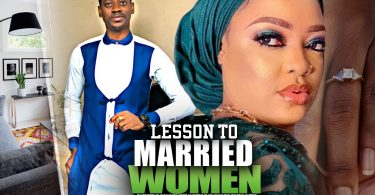 lesson to married women yoruba m