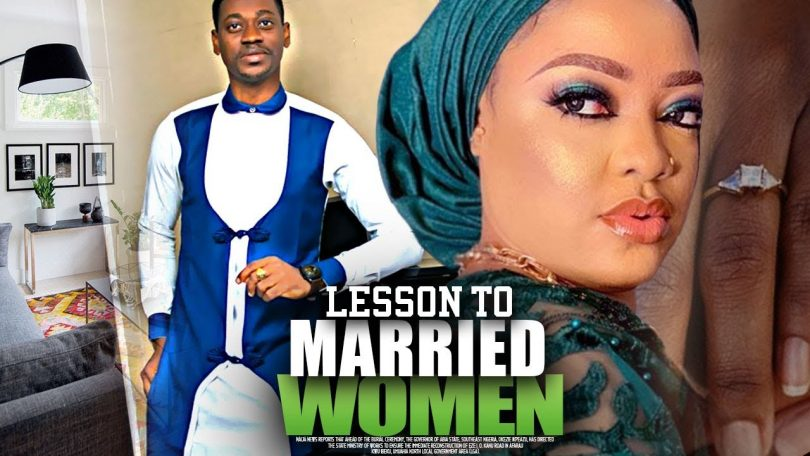 lesson to married women yoruba m