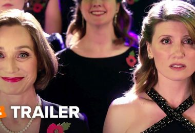 military wives trailer starring