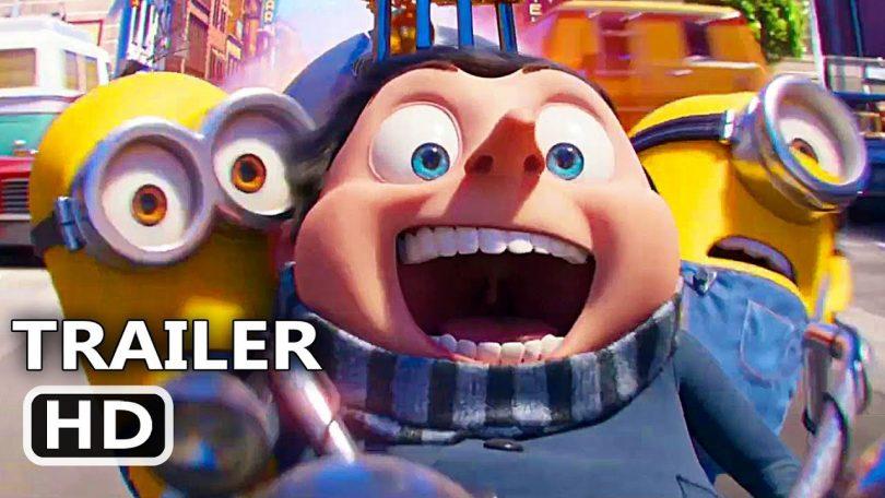 minions 2 trailer starring steve
