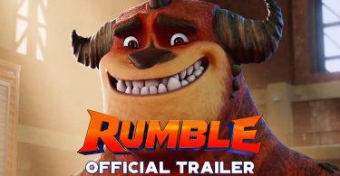 rumble trailer starring will arn