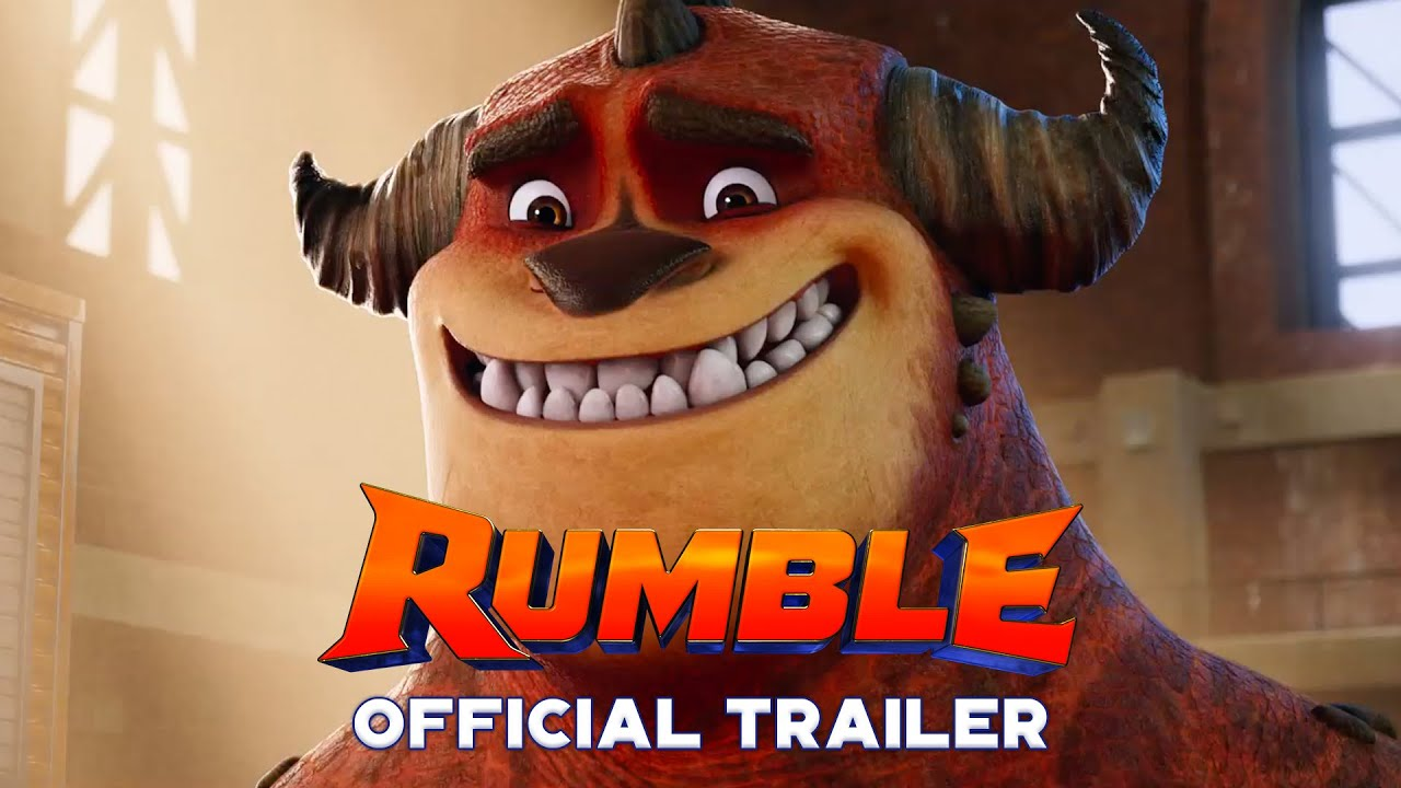 rumble trailer starring will arn