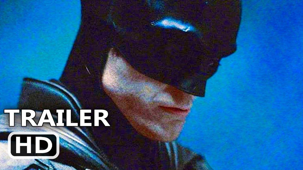 The Batman Trailer – Starring Robert Pattinson