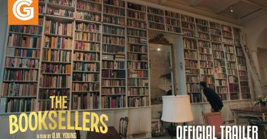 the booksellers trailer starring