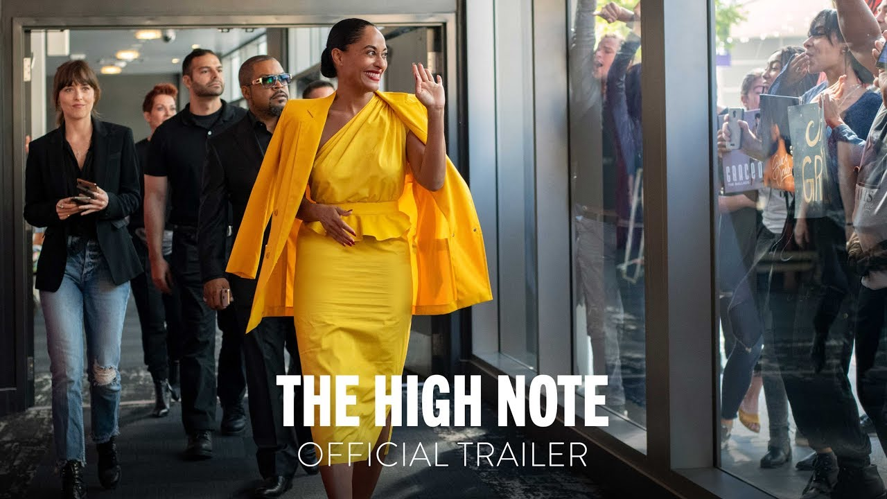 The High Note Trailer – Starring Tracee Ellis Ross