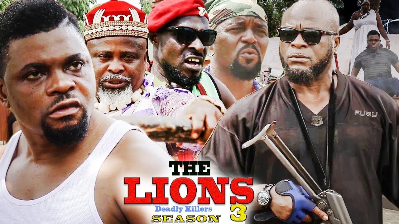 the lion season 3 nollywood movi