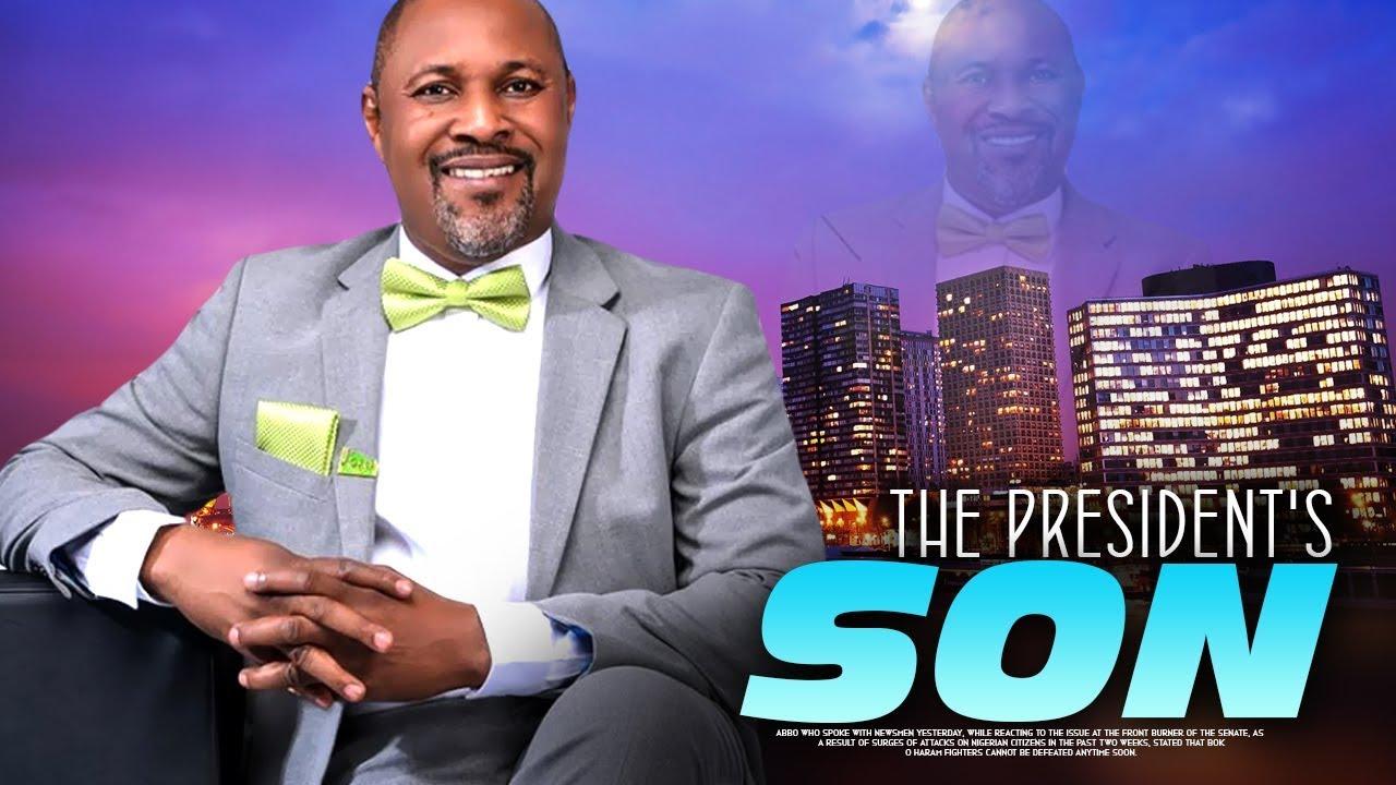the presidents son yoruba movie