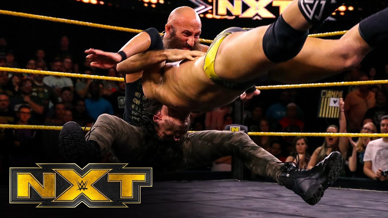 Tommaso Ciampa drops Adam Cole after NXT goes off the air – NXT Exclusive, Feb. 12, 2020