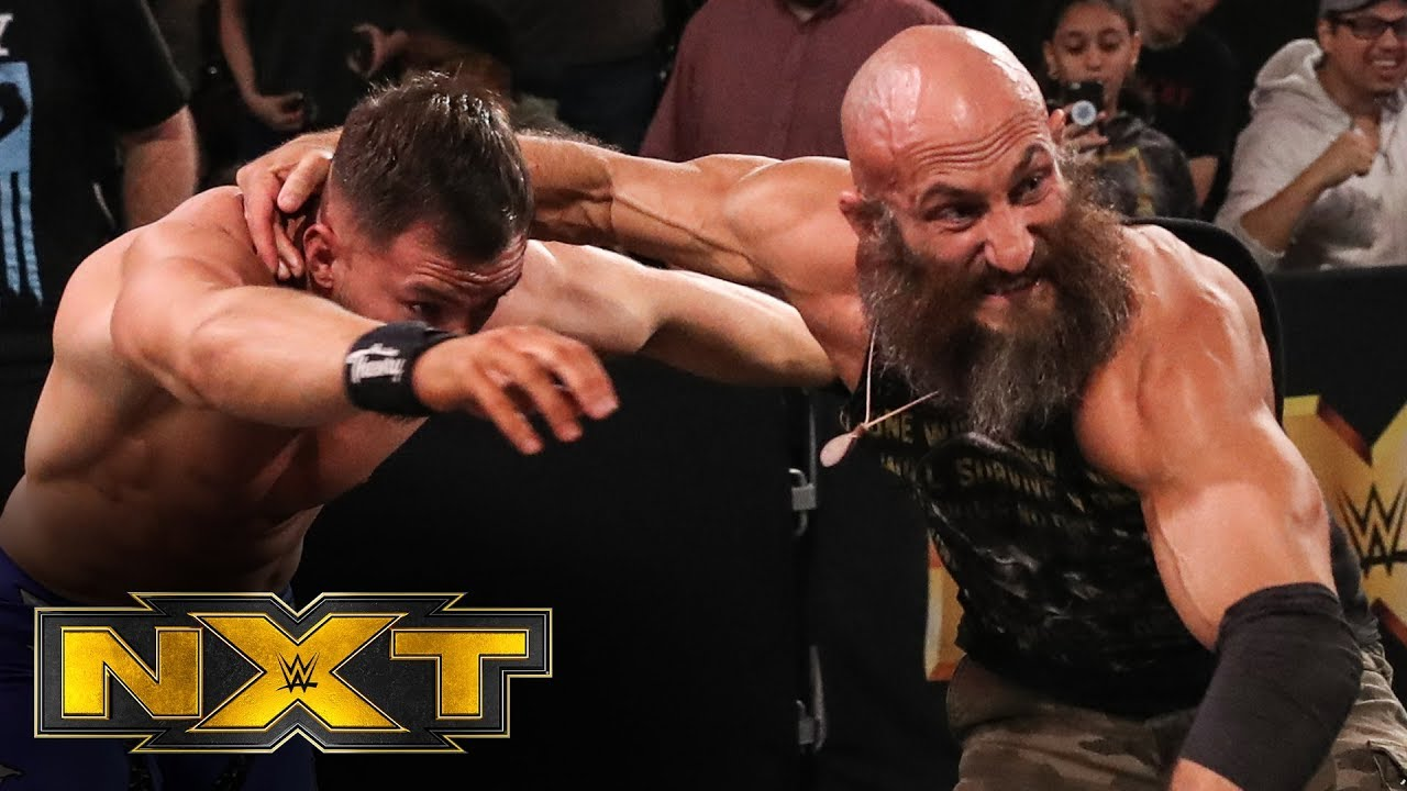 tommaso ciampa issues a warning