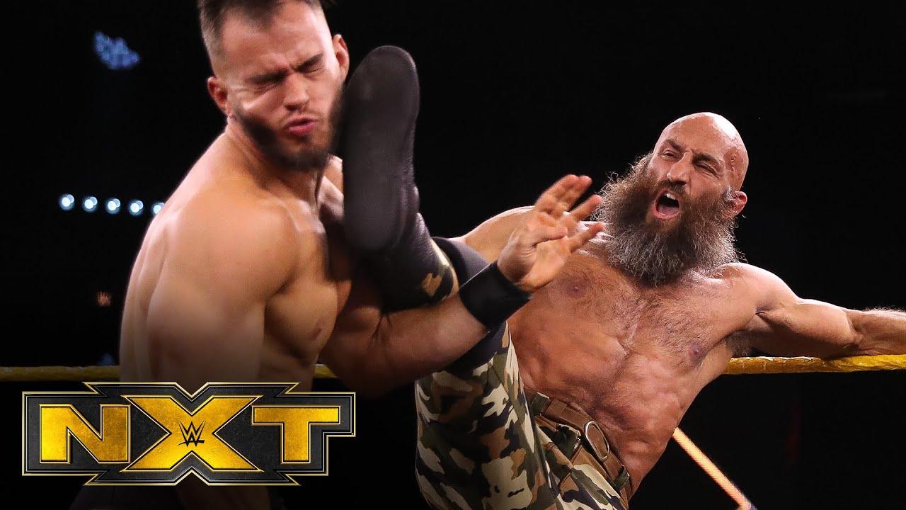 Tommaso Ciampa vs. Austin Theory – WWE NXT, Feb. 26, 2020