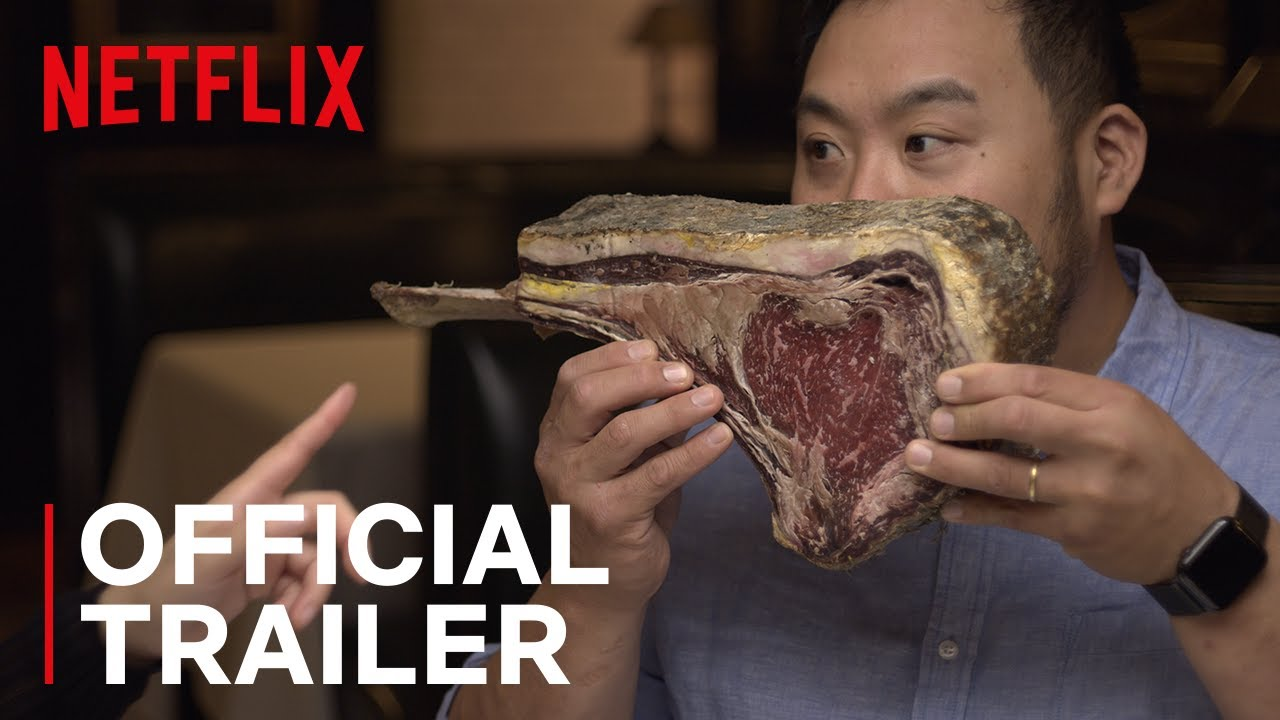 ugly delicious trailer official