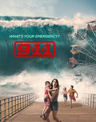 9 1 1 season 3 poster 1
