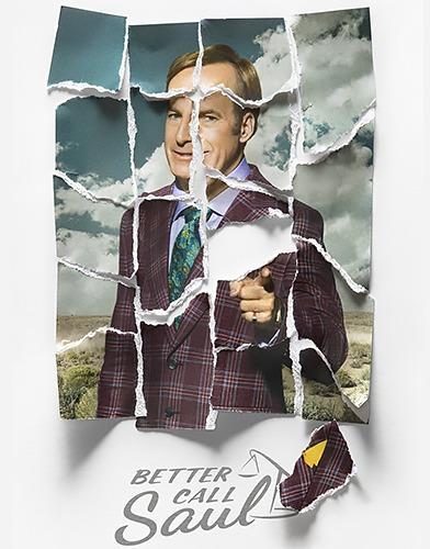 Better call Saul season 5 poster 1
