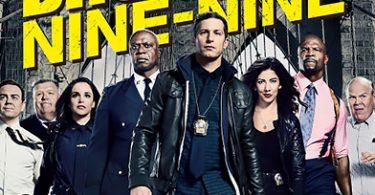 Brooklyn Nine Nine season 7 poster