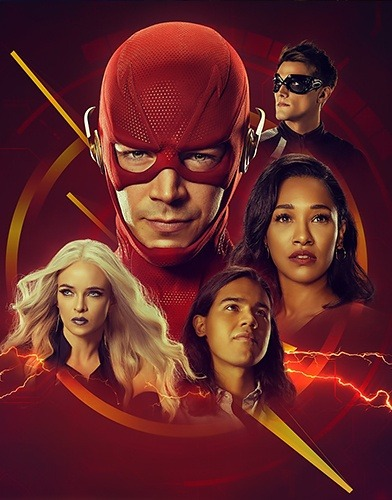 Flash season 6 poster