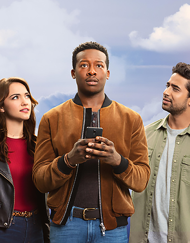 God Friended Me season 2 poster 2