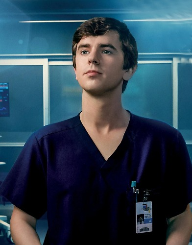 Good Doctor season 3 poster 1