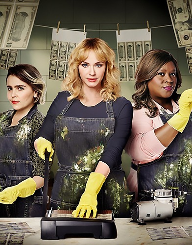 Good Girls season 3 poster 1