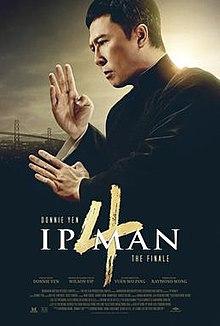 Ip Man 4 movie