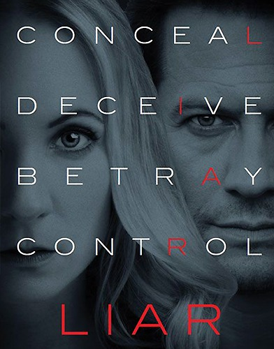 Liar season 2 poster 1