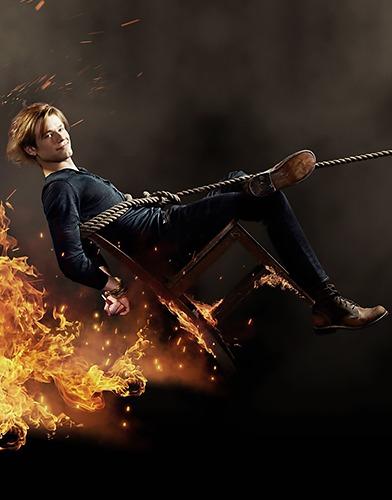 MAcGyver season 4 poster
