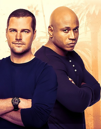 NCIS Los Angeles season 11 poster