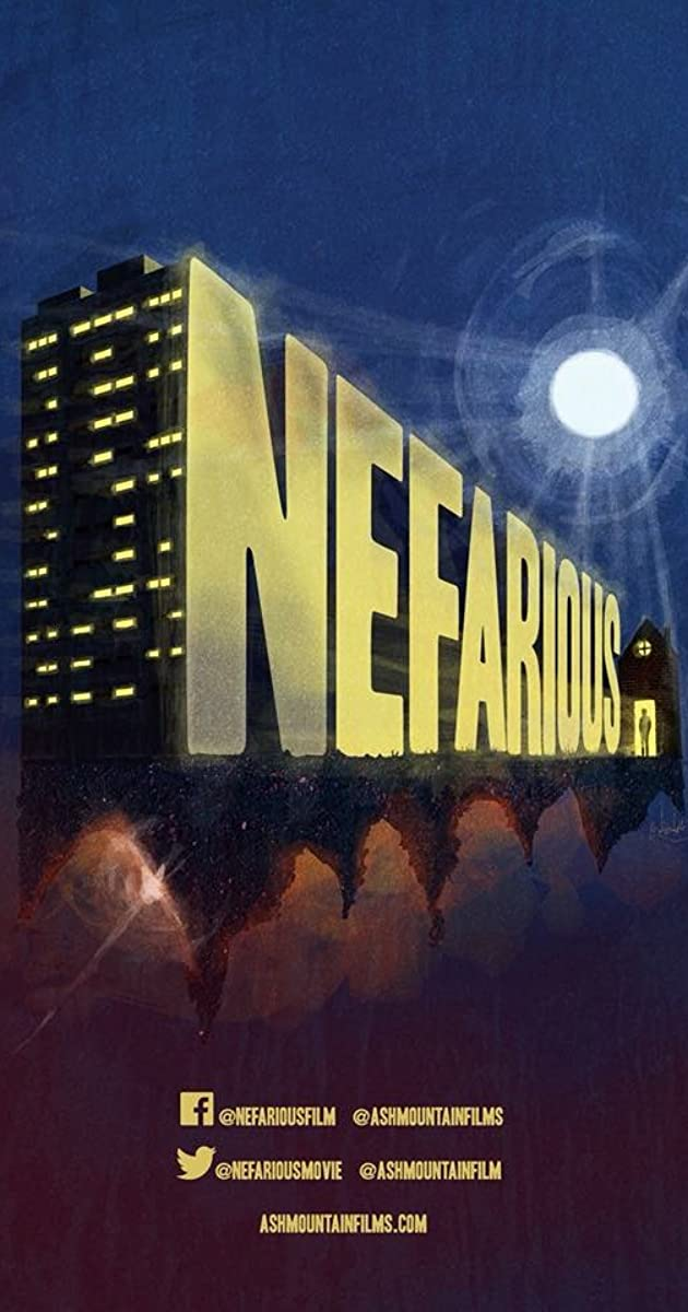 Nefarious 2020 movie