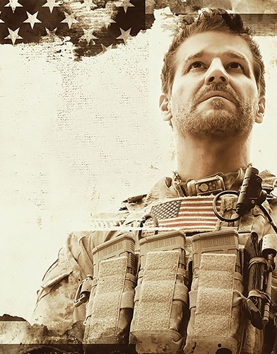 Seal Team season 3 poster