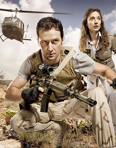 Strike back season 8 poster 1
