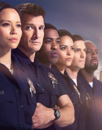 The rookie season 2 poster