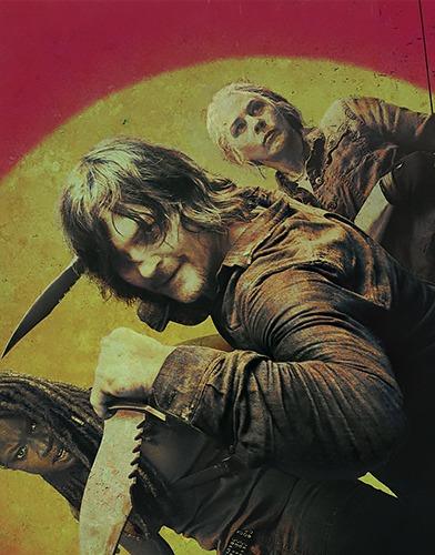 The walking dead season 10 poster 1
