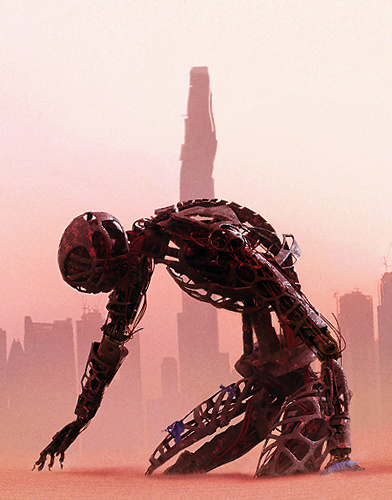 Westworld season 3 poster 1