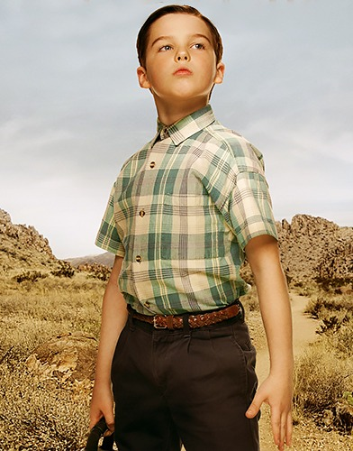 Young Sheldon season 3 poster