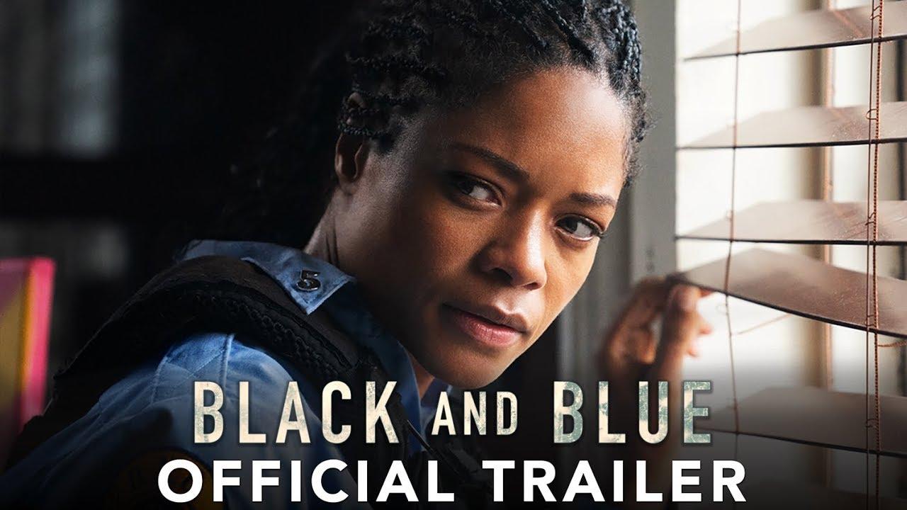 black and blue movie