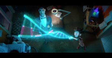 spies in disguise transformation