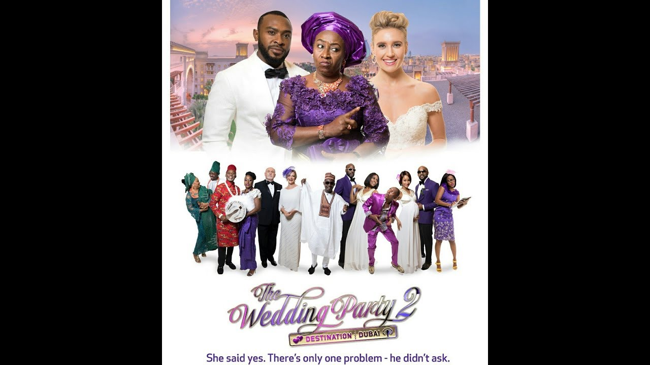 the wedding party 2 destination