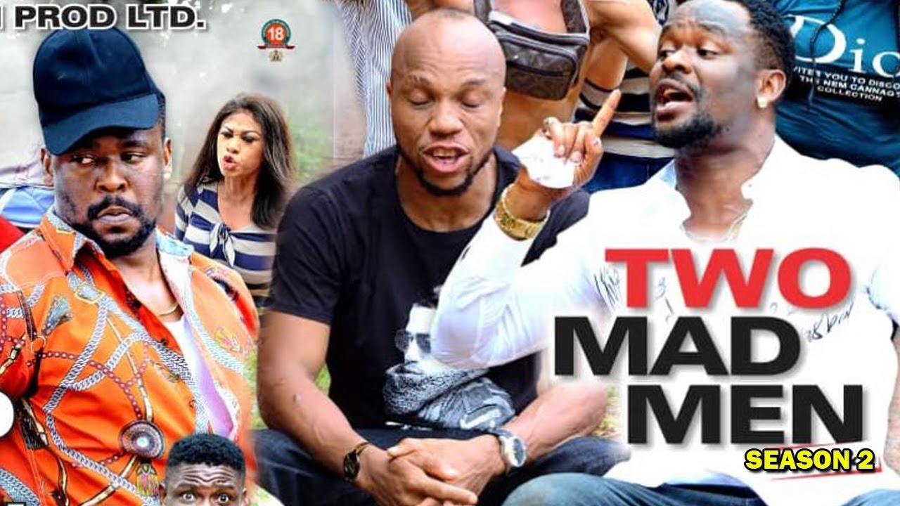 two mad men season 2 nollywood m