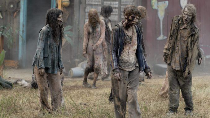 walking dead movie