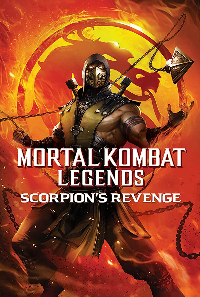 Mortal Kombat Legends: Scorpions Revenge (2020) (Animation)