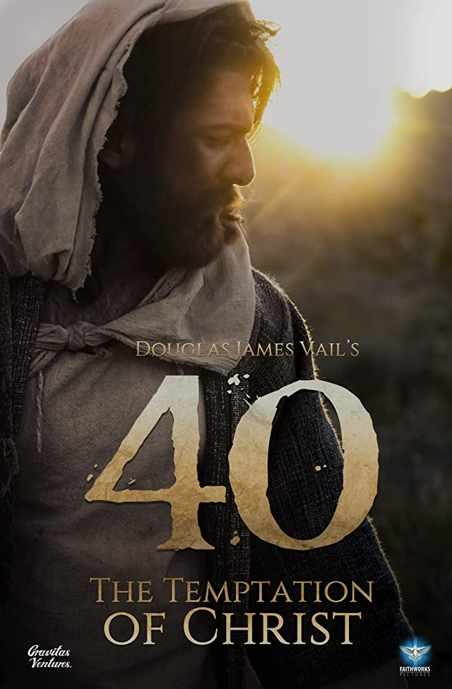 40 The Temptation of Christ Movie