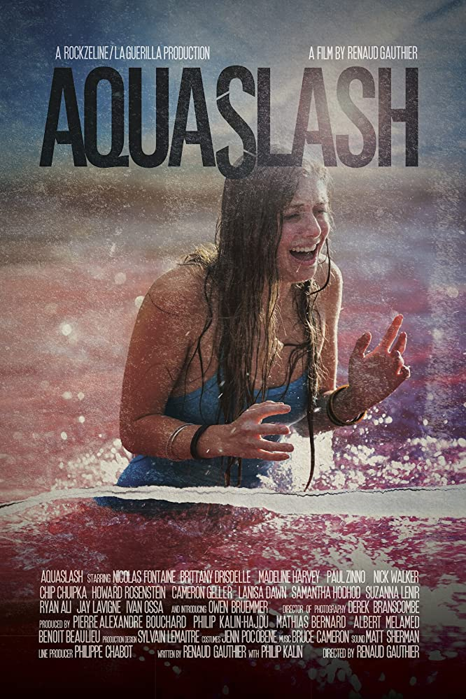 Aquaslash Movie