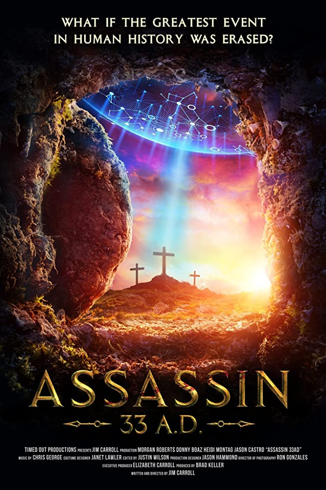 Assassin 33 A.D. Movie