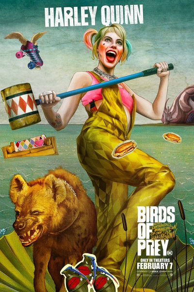 Birds of Prey 2020 Hindi Dubbed
