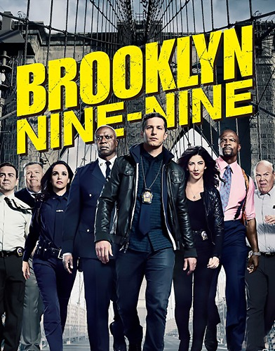 Brooklyn Nine Nine season 7 poster