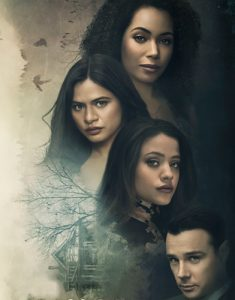 Charmed season 2 poster